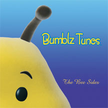 BUMBLZ TUNES: THE BEE SIDES (CD) cover image