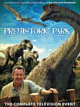 PREHISTORIC PARK: T REX RETURNS (EPISODE I) cover image