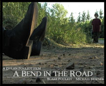 BEND IN THE ROAD, A cover image