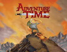ADVENTURE TIME! cover image
