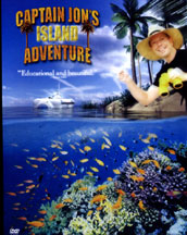 CAPTAIN JON'S ISLAND ADVENTURE