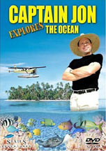 CAPTAIN JON EXPLORES THE OCEAN cover image