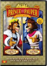 PRINCE AND THE PAUPER, THE cover image