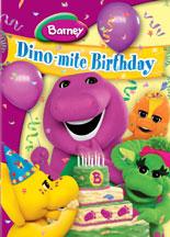 BARNEY: DINO-MITE BIRTHDAY cover image