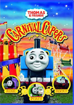 THOMAS & FRIENDS: CARNIVAL CAPERS cover image