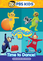 TELETUBBIES: TIME TO DANCE cover image