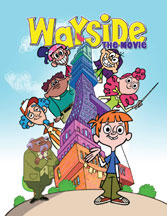 WAYSIDE SCHOOL cover image
