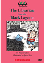 LIBRARIAN FROM THE BLACK LAGOON, THE cover image
