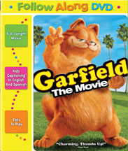 FOLLOW ALONG: GARFIELD THE MOVIE cover image