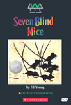 SEVEN BLIND MICE cover image