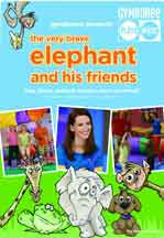 GYMBOREE: THE VERY BRAVE ELEPHANT AND HIS FRIENDS cover image