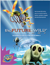 FUTURE IS WILD, THE cover image