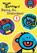 TODDWORLD: BEING AN INDIVIDUAL (VOL 1) cover image