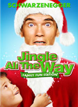 JINGLE ALL THE WAY (2007) cover image