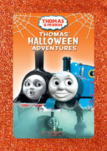 THOMAS & FRIENDS: HALLOWEEN ADVENTURES cover image