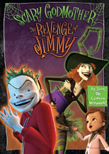 SCARY GODMOTHER: THE REVENGE OF JIMMY cover image