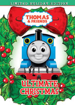 THOMAS & FRIENDS: ULTIMATE CHRISTMAS cover image