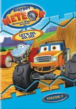 BIGFOOT PRESENTS METEOR AND THE MIGHTY MONSTER TRUCK: LET