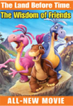 LAND BEFORE TIME: THE WISDOM OF FRIENDS, THE cover image