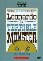 LEONARDO, THE TERRIBLE MONSTER cover image