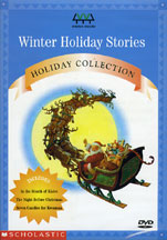 WINTER HOLIDAY STORIES cover image