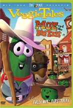 VEGGIE TALES: MOE AND THE BIG EXIT cover image