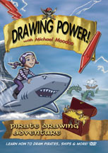 PIRATE DRAWING ADVENTURE cover image