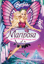 BARBIE MARIPOSA cover image