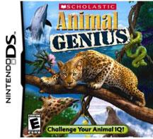 ANIMAL GENIUS cover image