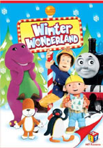 HIT FAVORITES: WINTER WONDERLAND cover image