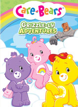CARE BEARS: GRIZZLE-LY ADVENTURES cover image