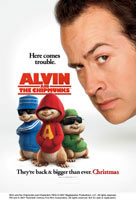 ALVIN AND THE CHIPMUNKS cover image