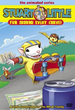 STUART LITTLE: FUN AROUND EVERY CURVE cover image