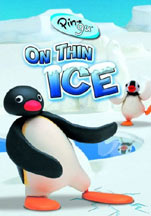 PINGU: ON THIN ICE cover image