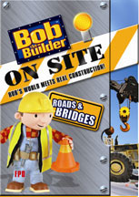 BOB THE BUILDER: ON-SITE ROADS & BRIDGES cover image