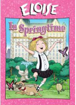 ELOISE IN SPRINGTIME cover image