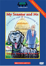 MY SENATOR AND ME cover image