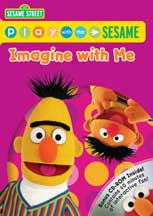 PLAY WITH ME SESAME: IMAGINE WITH ME cover image