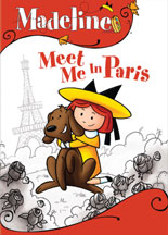 MADELINE: MEET ME IN PARIS cover image