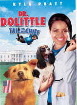 DR. DOLITTLE 4: TAIL TO THE CHIEF cover image