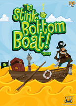 STINK BOTTOM BOAT, THE cover image