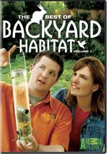 BEST OF BACKYARD HABITAT, VOL. 1 cover image