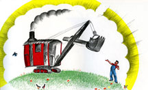 MIKE MULLIGAN AND HIS STEAM SHOVEL cover image