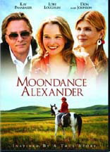 MOONDANCE ALEXANDER cover image