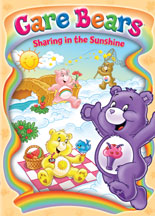 CARE BEARS: SHARING IN THE SUNSHINE cover image