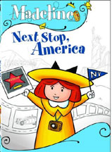 MADELINE: NEXT STOP AMERICA cover image