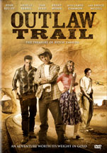 OUTLAW TRAIL: THE TREASURE OF BUTCH CASSIDY cover image