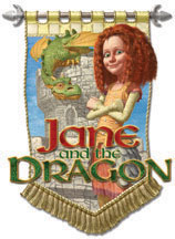 JANE AND THE DRAGON: DRAGON