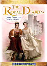 DEAR AMERICA: THE ROYAL DIARIES cover image