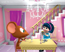 LITTLE MOUSE WHO WANTED TO TOUCH A STAR, THE cover image
